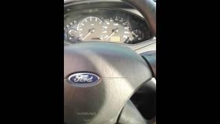 Ford Fokus Не работает бензанасос после дтп