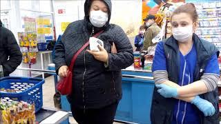 СРОЧНО МОЛНИЯ⚡⚡⚡юриста Вадима Видякина пытались не обслужить в магазине без маски