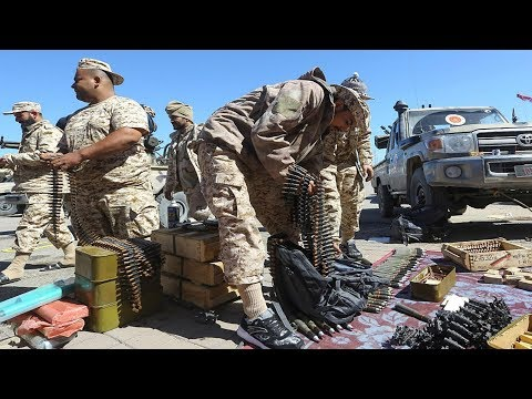 32 Dead After Libyan Military Officer Launched Tripoli Offensive