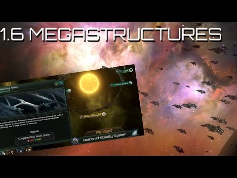 Dev Diary #70 - 1.6 Repairing Megastructures & Improved Sector Mangement