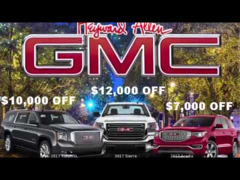 Heyward Allen Gmc >> You Don T Have To Wait For Black Friday To Get The Best Price At Heyward Allen Motor Company