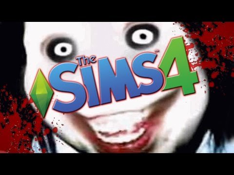 The Sims 4: Jeff the Killer's Origin Story