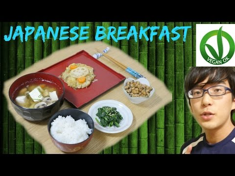 Japanese Breakfast (Vegan)