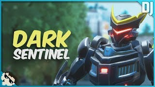 Dark Sentinel Skin: Battle Dynamics Set - Season 9 Battle Pass! (Fortnite Battle Royale)