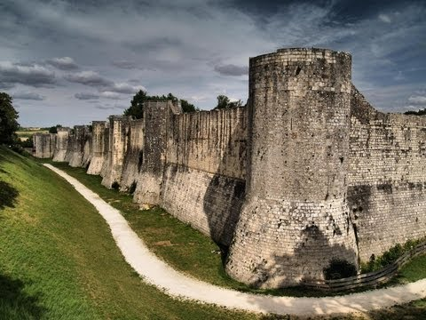 Provins, Village of Medieval Fairs - the World of Wonders project
