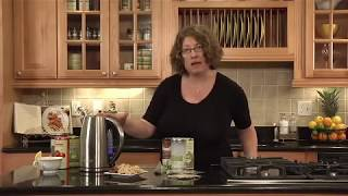 Cuisinart Perfectemp Cordless Electric Kettle (CPK-17) Demo