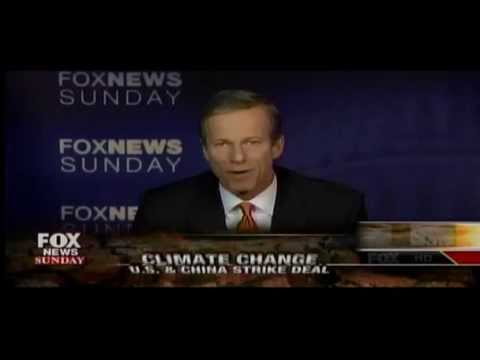"Thune Discusses Keystone Vote, Climate Change, Immigration On ""Fox News Sunday"""