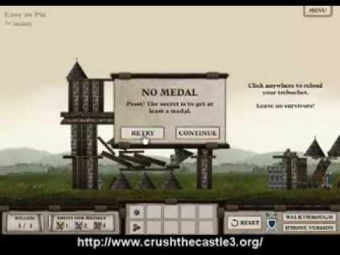 Crush The Castle 3