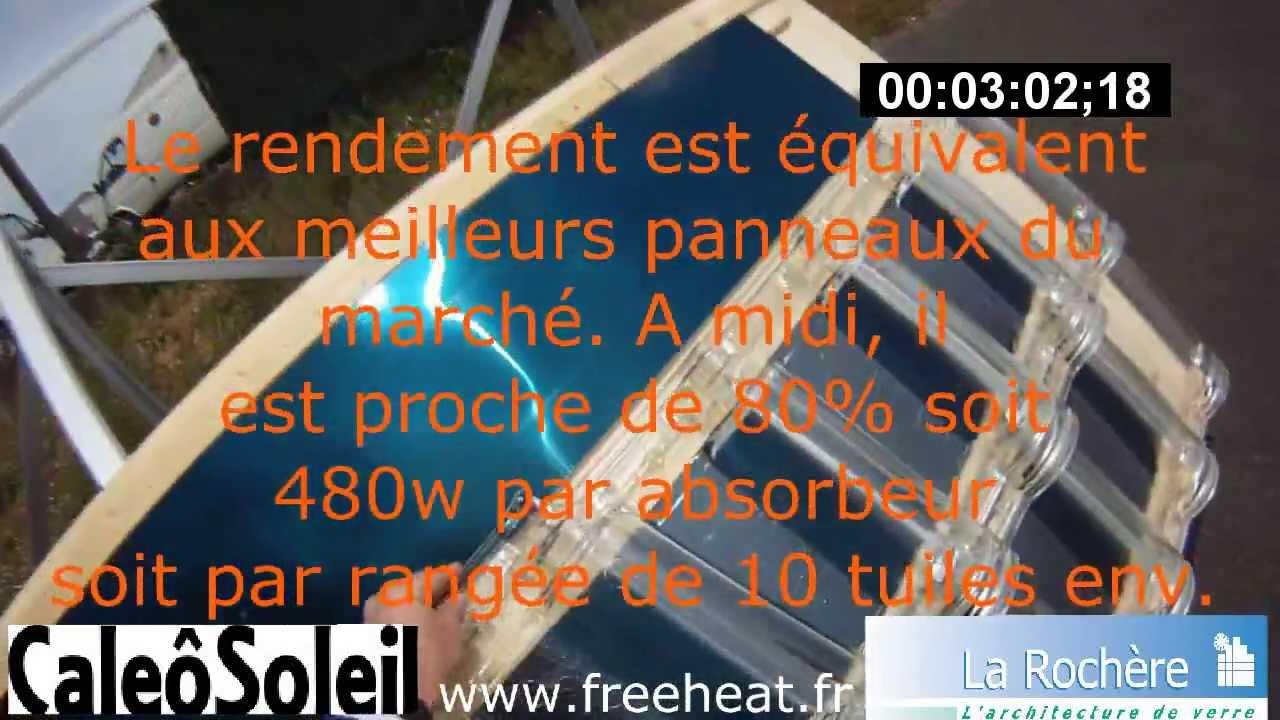 4min 20 sec pour monter ce panneau solaire caleosoleil. Black Bedroom Furniture Sets. Home Design Ideas