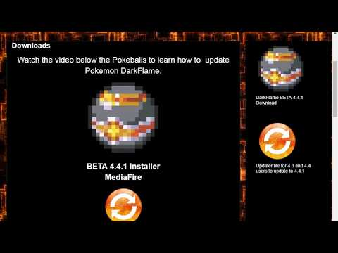 HOW TO DOWNLOAD POKEMON DARK FLAME