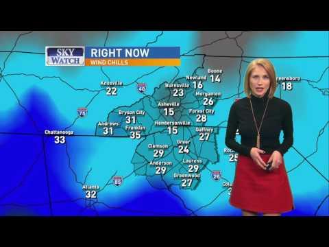 WLOS Ingrid Allstaedt December 2016 Weather