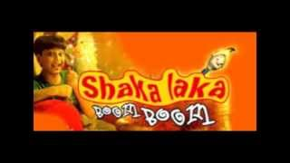 Shaka Laka Boom Boom - Facebook and Twitter