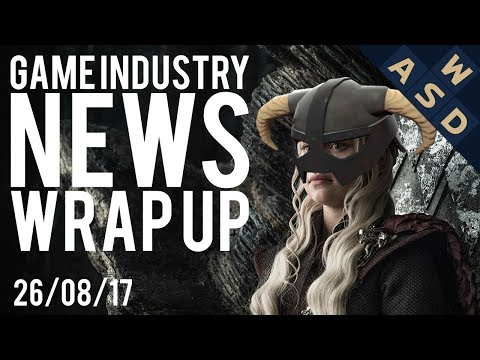 Bethesda Making A Game Of Thrones Title? | Game Industry News Wrap Up | August 26th 2017