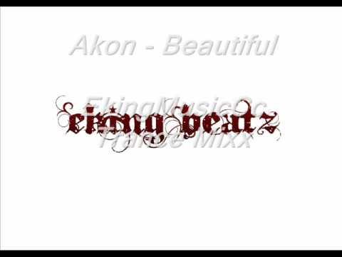 Akon - Beautiful - Dream Trance Mix By Eking Music - 2010