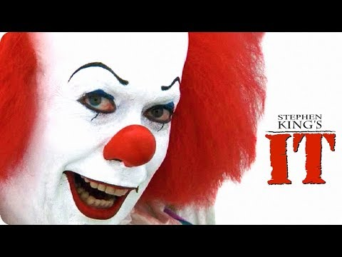IS THE 1990 'IT' AS SCARY AS YOU REMEMBER??