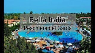 Peschiera & Camping Bella Italia - Drone Footage [2.7K]