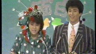 「アニメ」の発音例(1984年面白アニメランド年末特番 1/2) 小山茉美 検索動画 20