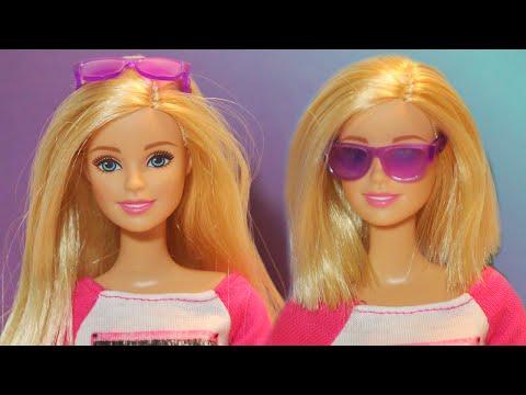 how-to-cut-barbie-doll-hair!