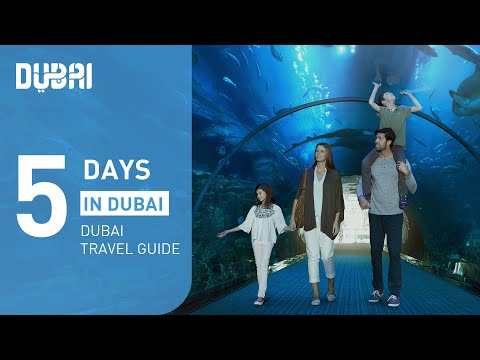 5 Days in Dubai – Find More things to do in Dubai – Visit Dubai