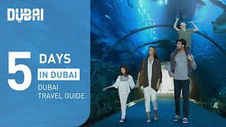 7 Days in Dubai - Things to Do in Dubai