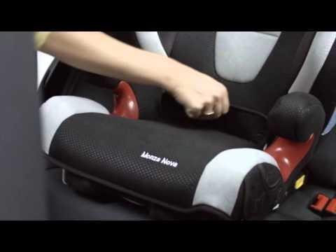 Recaro Monza Nova IS Install Video English - Www.bambinokids.de