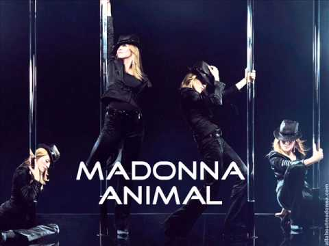 MADONNA - ANIMAL (Unreleased song) (with lyrics)