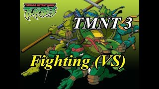 TMNT 3 - 2005 - Fighting (VS) - PC Games