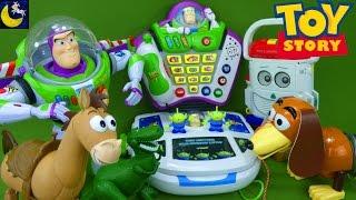Ощадливість магазин іграшок тягнути багато іграшок: Історія іграшок 1 2 3 Базз Лайтер Вітьок ноутбук Изменитель голоси р-н Майк