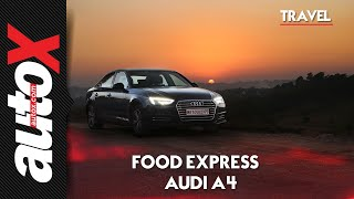 Food Trail with the Audi A4 | autoX