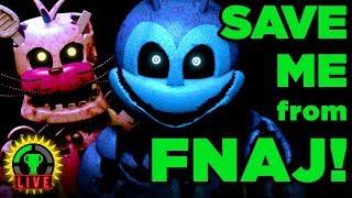 Hardest FNAF Fan Game EVER?!   Jolly 3