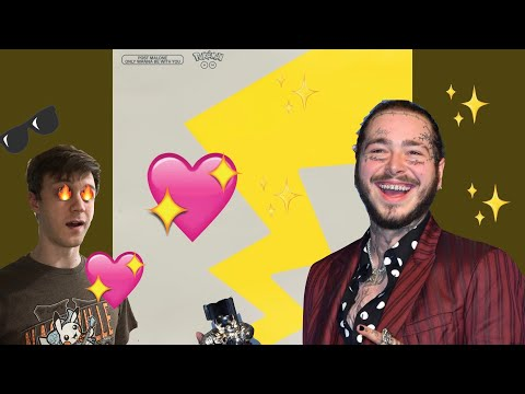 Post Malone – Only Wanna Be With You (Pokémon 25 Version) Reaction Video THIS IS AMAZING!!