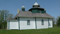 St. Michael's Ukrainian Orthodox Church, Gardenton, MB area