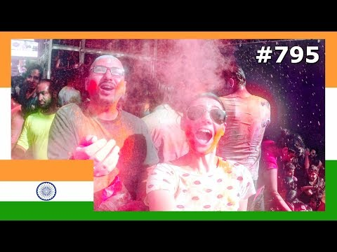 HAPPY HOLI DAY 795 | TRAVEL VLOG IV