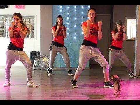 Combat Fitness - Karate - R3hab & KSHMR - Choreography
