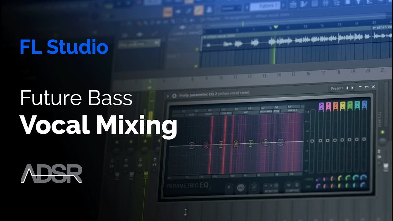 Vocal Mixing Essentials For Future Bass [ Course ]