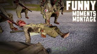 Arma 3: Funny Moments Montage #1 [2nd Ranger Battalion]