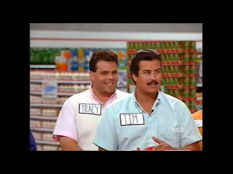 Supermarket Sweep – Holly & Mindy vs  Tim & Tracy vs  Eileen & Yvette (1991)