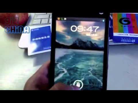 Amoi Neptune V5 quad-core Tegra 3 hands on $235