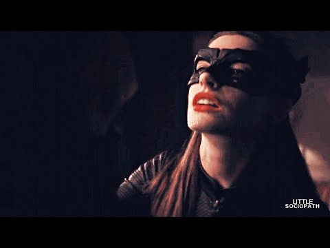 selina kyle || did it on em