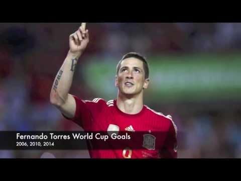 Fernando Torres World Cup Goals