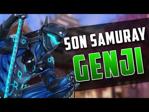 Son Samuray Genji   Overwatch Türkçe #315