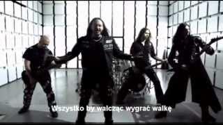 Hammerfall - Last Man Standing [Napisy PL]