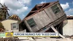 Florida's hurricane insurance fund in good shape
