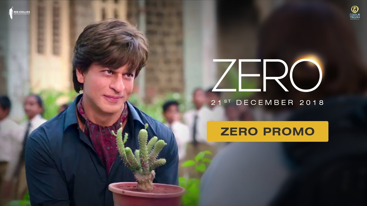 Download Zero | Official Promo | Shah Rukh Khan | Aanand L Rai | Anushka | Katrina | 21 Dec 2018