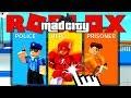 DIT IS DE JAILBREAK KILLER !! | Roblox Mad City #1