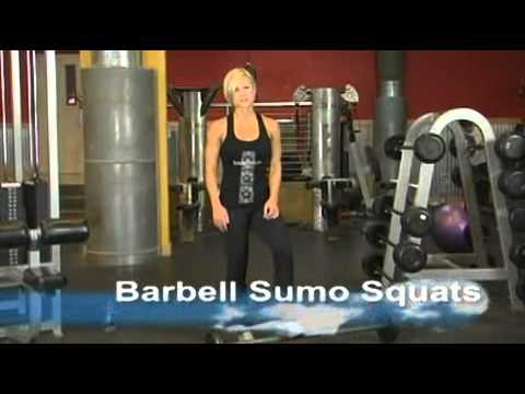 Jamie Eason True Beauty Episode 3 Glutes  Legs Workout Part