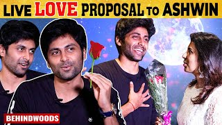 ASHWIN's HEART STEALING Love Proposal in REPLY😍 FIRST EVER ROMANTIC and EMOTIONAL FOOD DATE! CWC