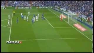 هدف مهدي لحسن ضد ريال مدريد