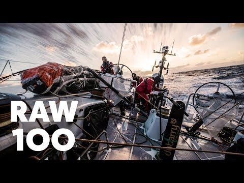 RAW 100: Southern Ocean sailing in the Volvo Ocean Race.