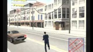 Driver 2 Chicago Bridge Bug Playstation Gameplay